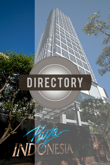 Plaza Indonesia Directory