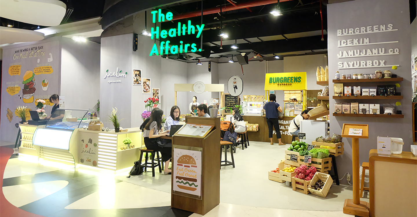The Healthy Affairs