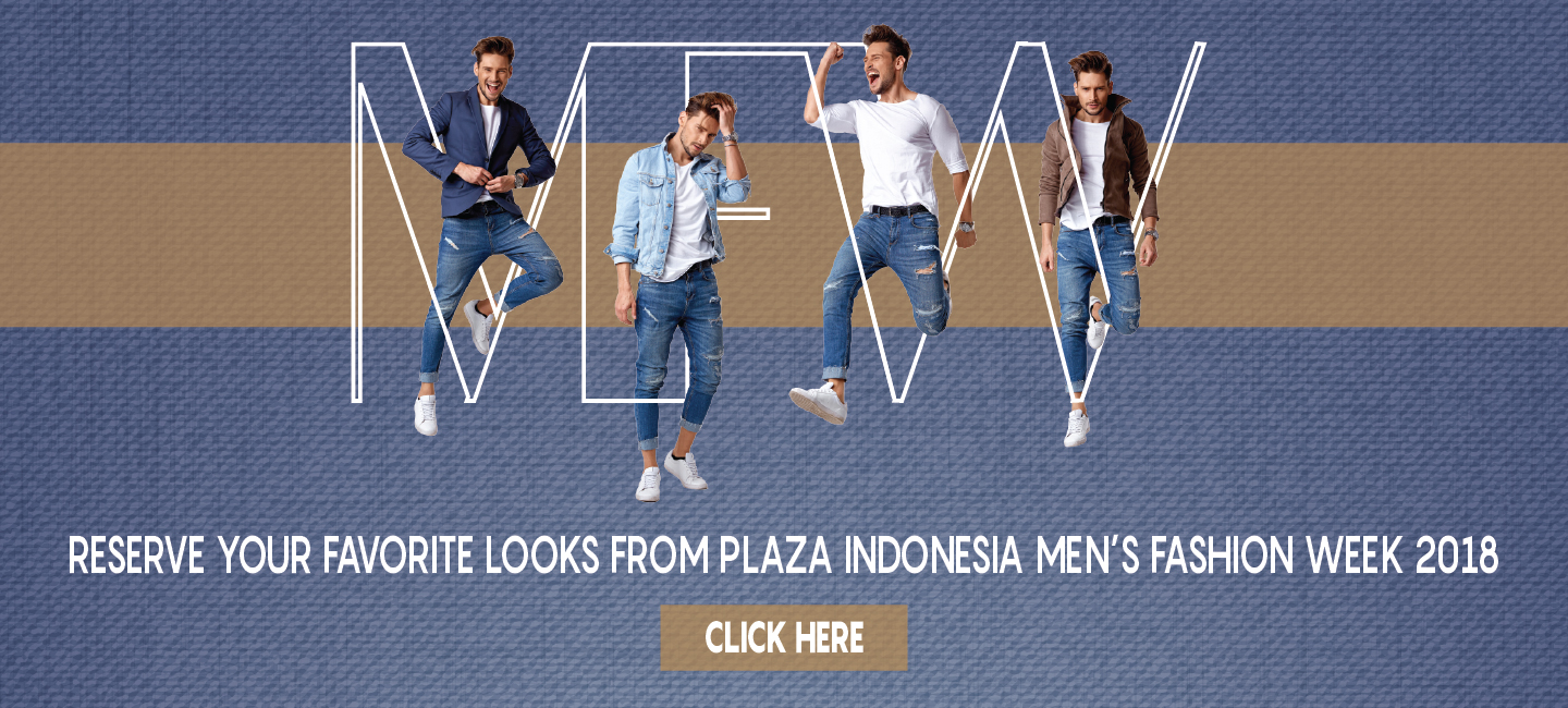 Plaza Indonesia Banner