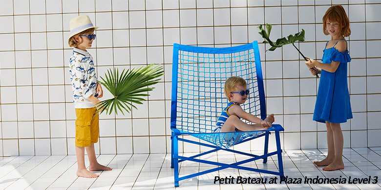 Highlights of The Month - Petit Bateau