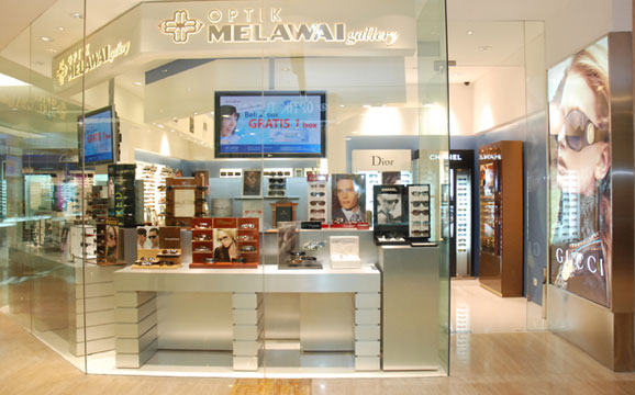 Optik melawai for Passion jewelry taman anggrek